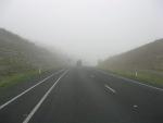 A fog bound SH1